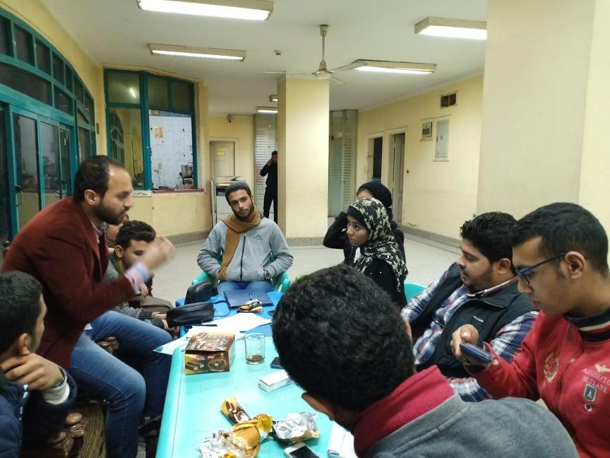 صورة اعتماد خطة مبادرة «التفاؤل» بمدارس الزقازيق