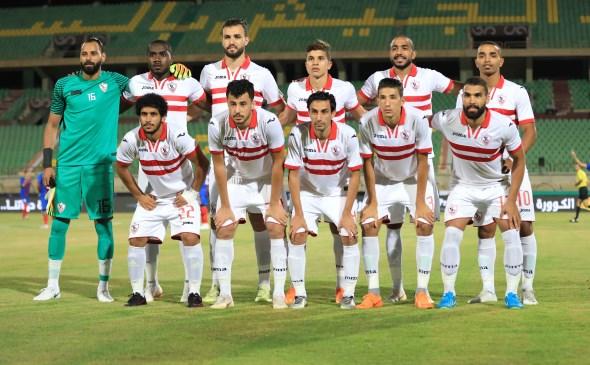 صورة ممدوح عباس يوجه رسالة ساخرة قبل مباراة الزمالك ونصر حسين داي