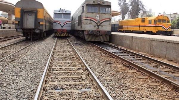 صورة السكة الحديد تفرض غرامة 50 جنيه على الركاب لهذا السبب