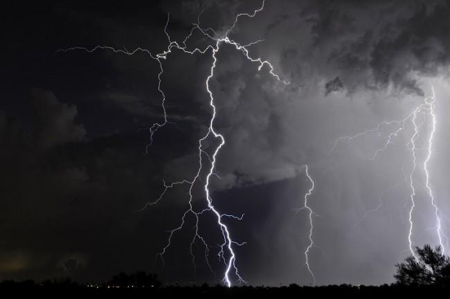 صورة أمطار رعدية عزيرة ورياح خلال ساعات .. احذروا