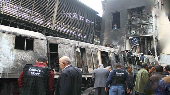صورة النائب العام يكشف نتائج تحقيقات حادث قطار محطة مصر