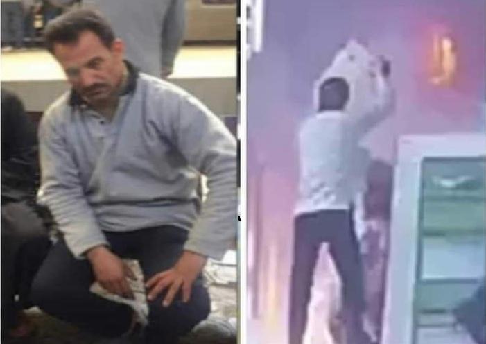 صورة بطل حريق محطة مصر عن إنقاذ المصابين: عملت الطبيعي اللي أي حد بيعمله