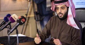 تركي آل الشيخ يطلب تأجيل مباراة بيراميدز وهذا الفريق
