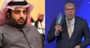 تركي آل الشيخ يكشف رسالة شوبير السرية لرئيس الزمالك