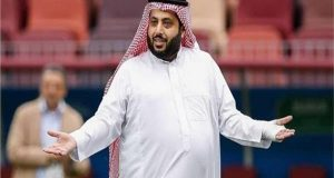 تعليق تركي آل الشيخ