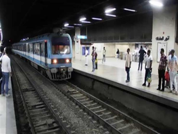 حاولت الانتحار أمام مترو الأنفاق فأنقذها السائق