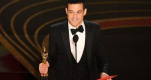 رامي مالك يفوز بجائزة أوسكار 2019 كأفضل ممثل