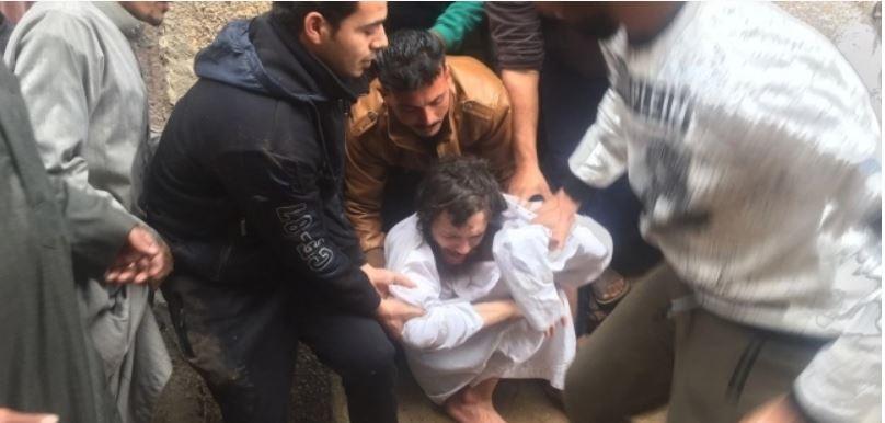 صورة سيدة مصرية تحبس ابنها 10 أعوام في منزل مهجور