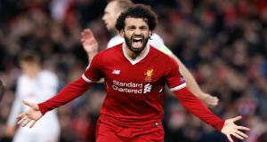 محمد صلاح يتصدر جدول هدافي الدوري الإنجليزي