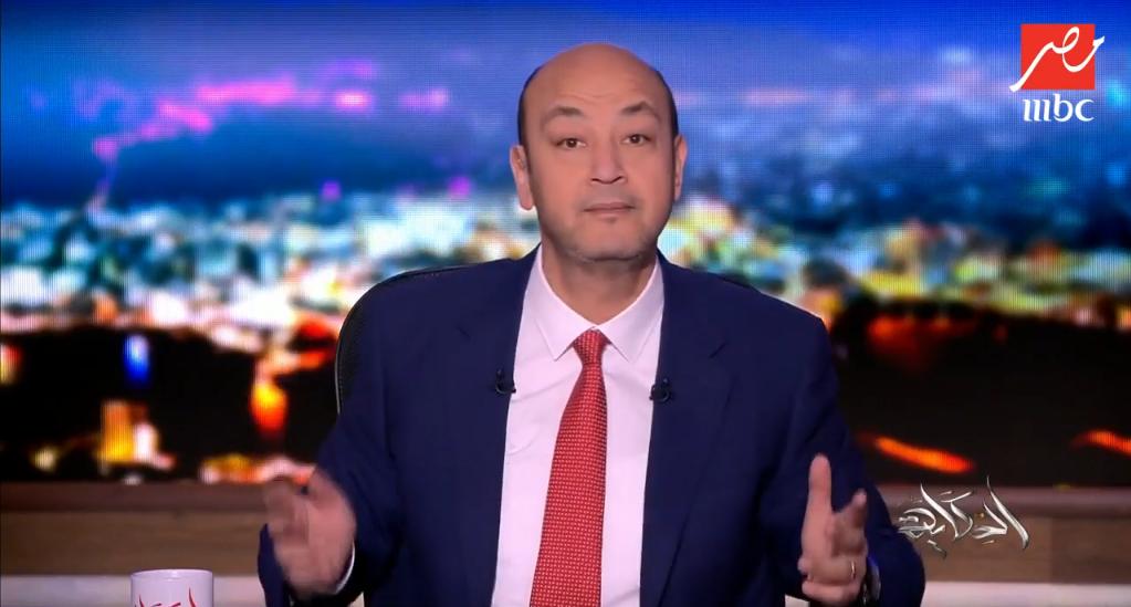 عمرو أديب يشن هجوم على علاء مبارك