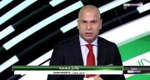 فرحة عارمة لوائل جمعة بعد فوز الأهلي بخماسية