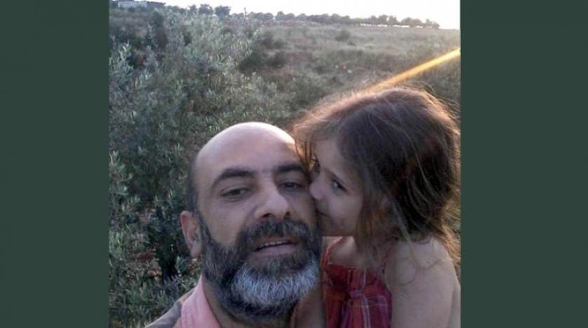 صورة لبناني يحرق نفسه في مدرسة لعدم تسديد أقساط ابنته