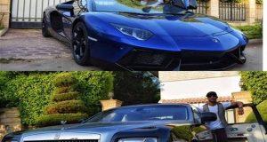 محمد رمضان يكشف سبب التقاطه صور بجانب سياراته