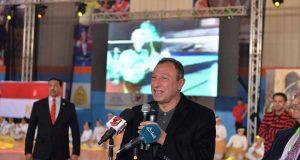 محمود الخطيب بصدد الرد على أزمة مباراة بيراميدز