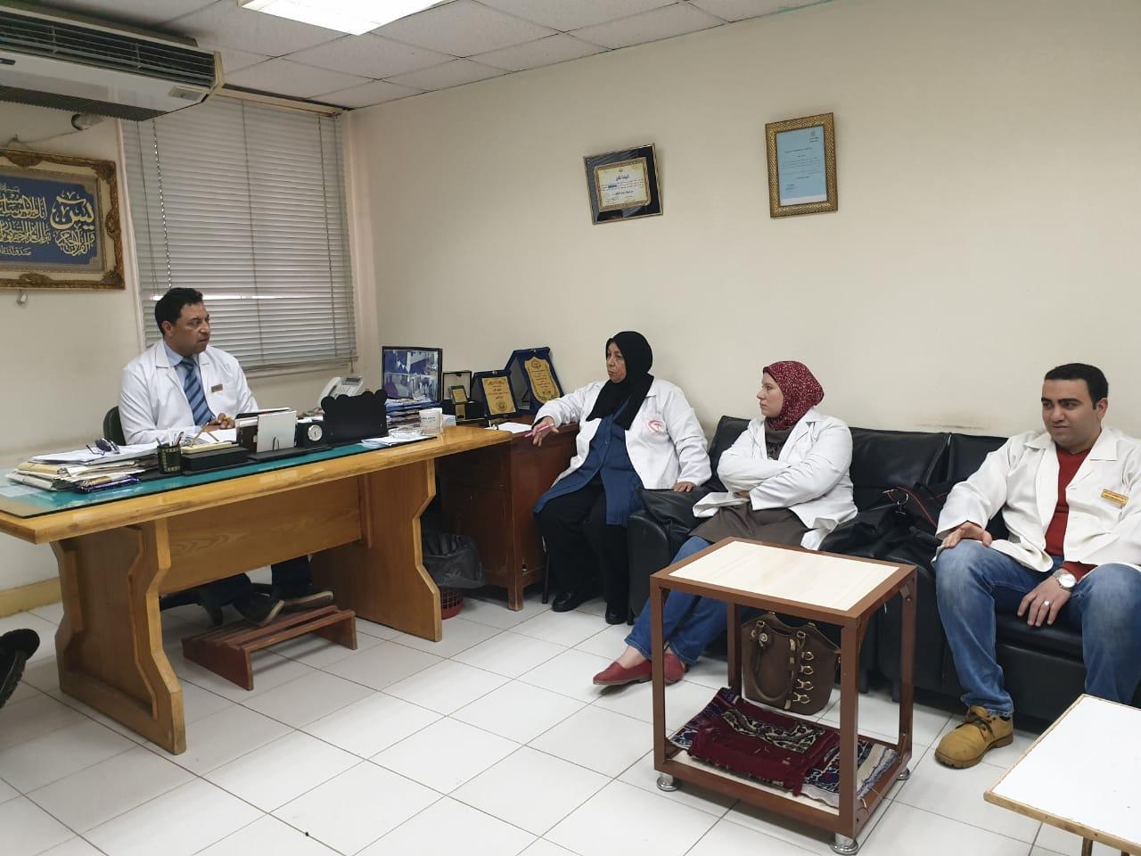 صورة مستشفيات الشرقية تستعد لحملة 100 مليون صحة