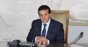 وزير التعليم العالي إلغاء كليات القمة قريبا