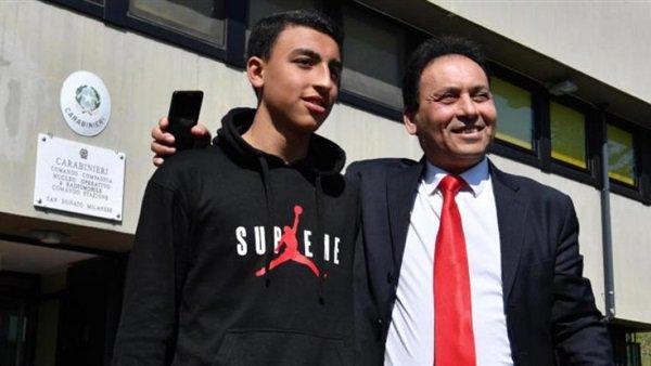 إيطاليا تمنح جنسيتها للطفل المصري بعد إنقاذه 50 طالبًا