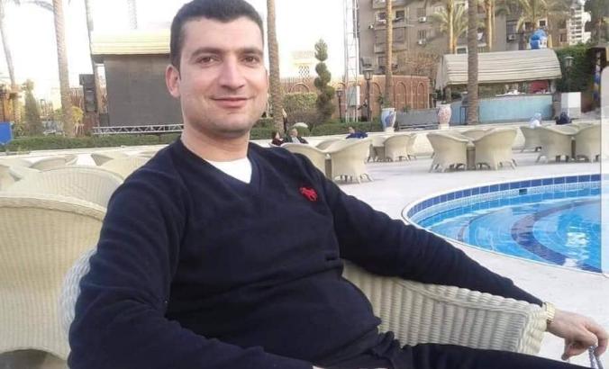 صورة وفاة المقدم مجدي عبدالسلام ابن الشرقية في حادث سير