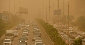 الأرصاد تحذر مرضى الجهاز التنفسي من طقس اليوم