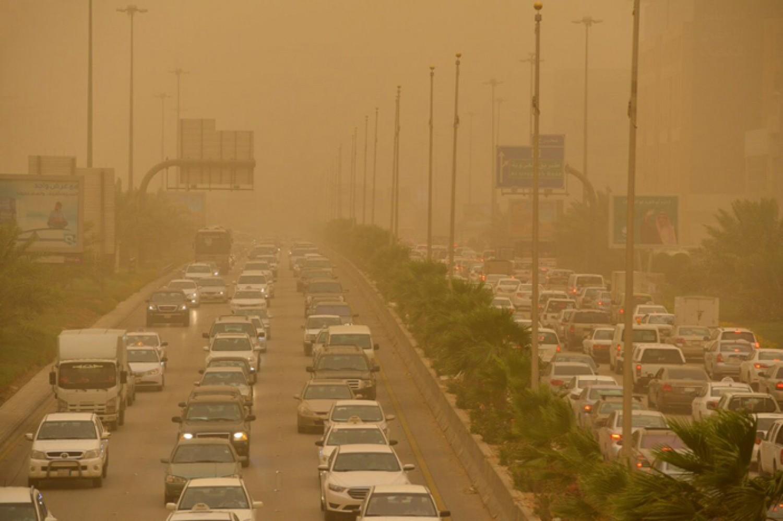 صورة الأرصاد تحذر مرضى الجهاز التنفسي من طقس اليوم