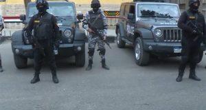 الداخلية تعلن إصابة ضابط ومقتل 7 إرهابيين بالجيزة