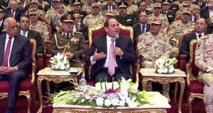السيسي للمصريين عن ما يخشاه