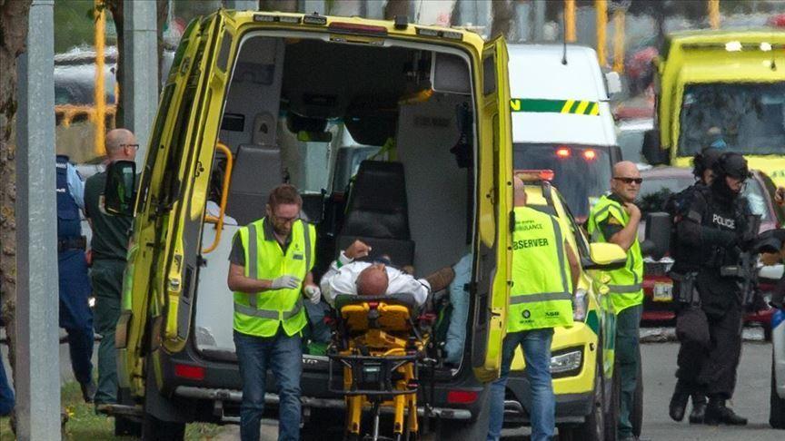 صورة وزيرة الهجرة تكشف عدد المصابين في حادث نيوزيلاندا