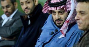تركي آل الشيخ يعلن تشكيل فريق عمل بيراميدز