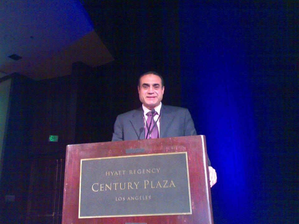 صورة تعرف على الدكتور «مجدي الحسيني» المرشح لرئاسة جامعة الزقازيق