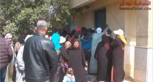 جامعة الزقازيق تنظم قافلة طبية لعلاج القرى الفقيرة بالشرقية