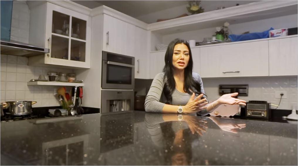 رانيا يوسف من المطبخ