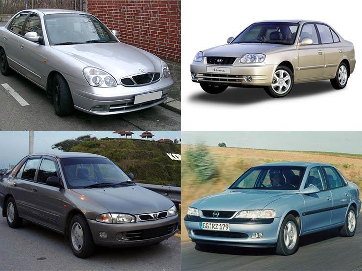 سيارات بأقل من 100 ألف جنيه