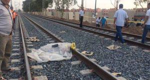 ضحية قطار الشرقية