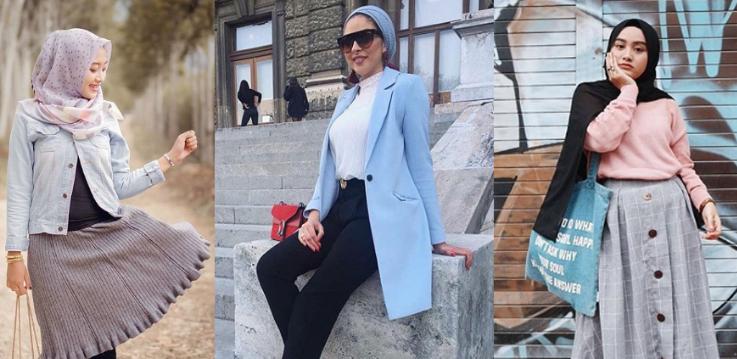 صورة ملابس محجبات موضة صيف 2019