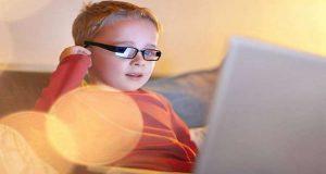 نظارات تساعد على علاج أمراض التوحد للأطفال