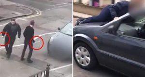 هجوم على مصلين في لندن
