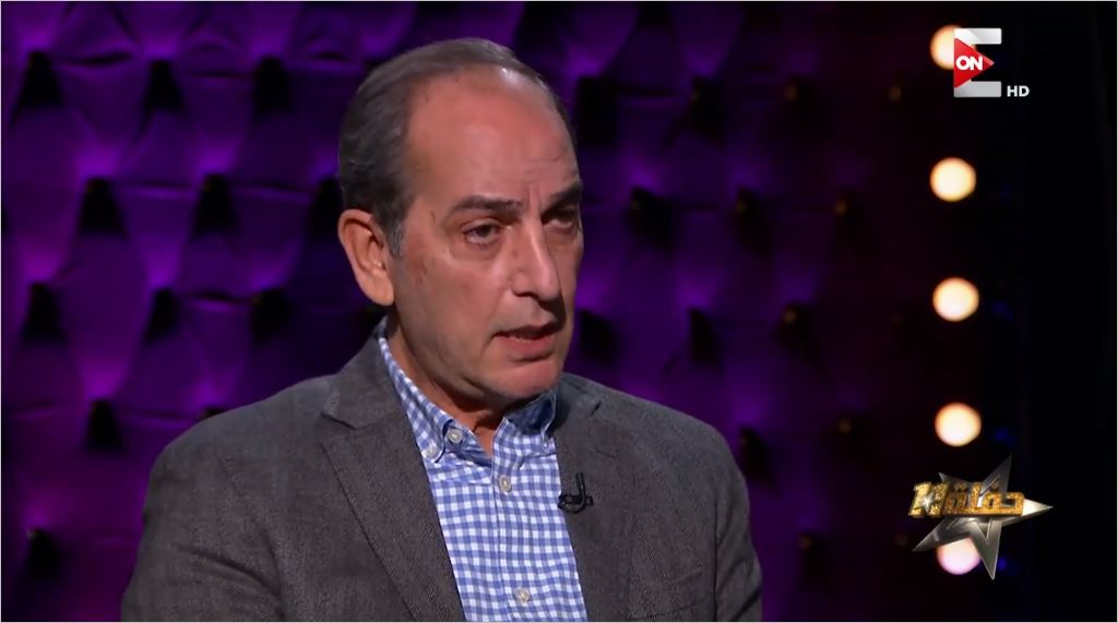 هشام سليم يعترف بتعاطيه المخدرات على الهواء
