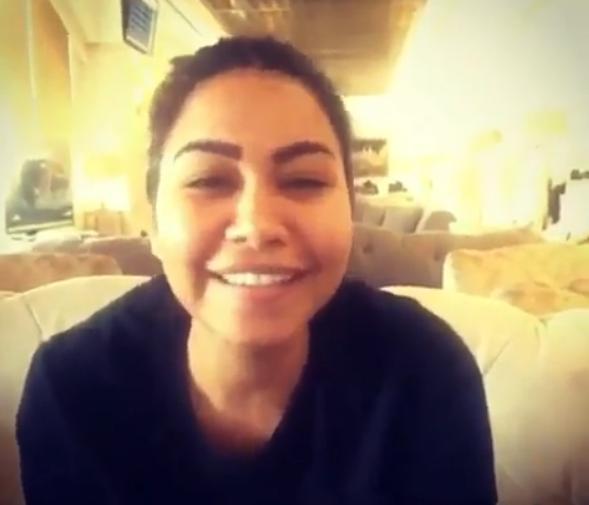 صورة شيرين عبد الوهاب تثير الجدل بفيديو جديد