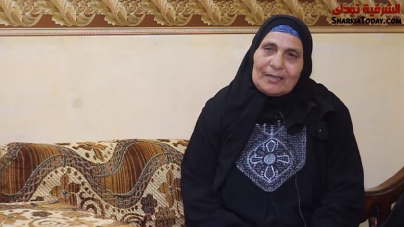 صورة شوف الست فتحية عملت ايه بعد وفاة زوجها لتربية أطفالها