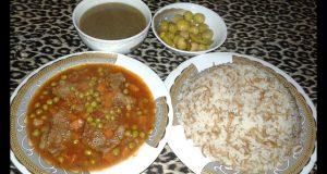 إفطار 25 رمضان 2019 بسلة وفراخ وأرز