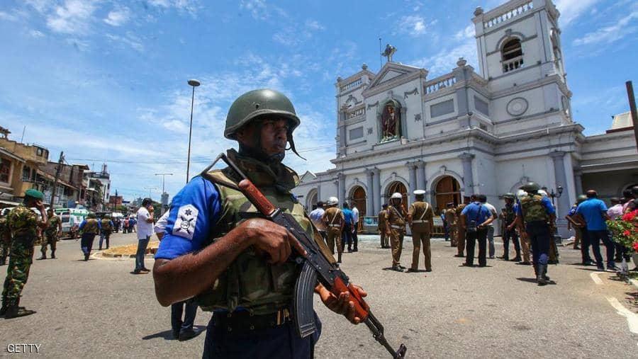 ارتفاع عدد ضحايا تفجيرات سريلانكا إلى 290 قتيلًا ومئات المصابين