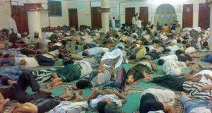الأوقاف: منع المواطنين من النوم في المساجد خلال رمضان