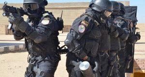 قوات وزارة الداخلية بالعريش