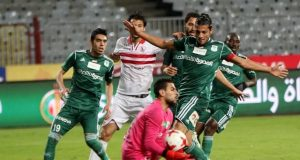 المصري يهدد بالانسحاب من مباراة الزمالك