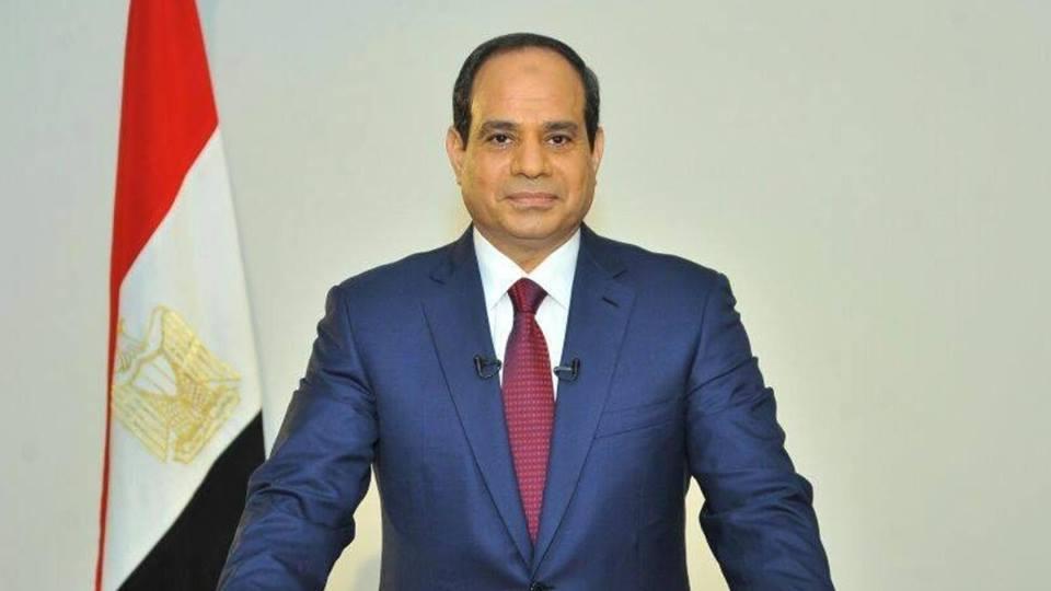 صورة السيسي عن ذكرى تحرير سيناء: بطولات فخر للمصريين