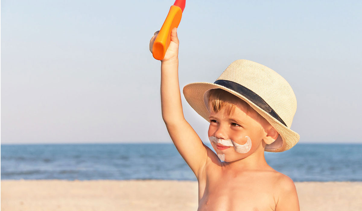 صورة نصائح لحماية البشرة من شمس فصل الصيف