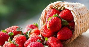 تحميك من المواد المسرطنة.. فوائد رائعة للفراولة