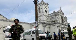 انفجار ثامن يضرب العاصمة السريلانكية ومقتل المئات
