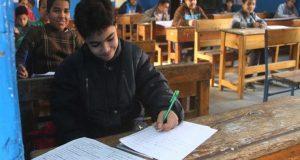 بدء امتحامتحانات النقلانات النقل والشهادات العامة بالشرقية 30 أبريل