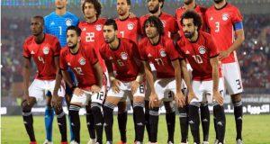 تصنيف مصر بين منتخبات أمم إفريقيا 2019